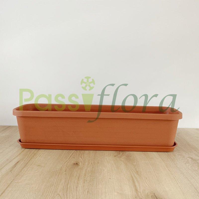Jardinera Plástica Terracota